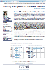 ETF Barometer - July 2015